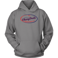 Load image into Gallery viewer, Chevy Dude Logo hoodie