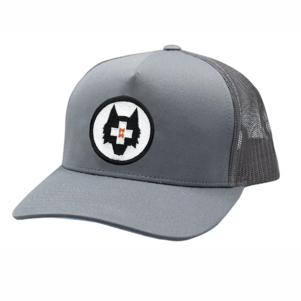 Morgan Hoffmann Foundation Patch Trucker Hat
