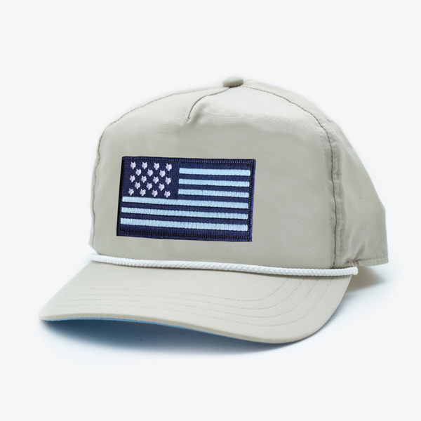 United We Roam Rope Hat