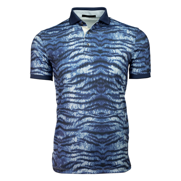 Tiger Fur Polo