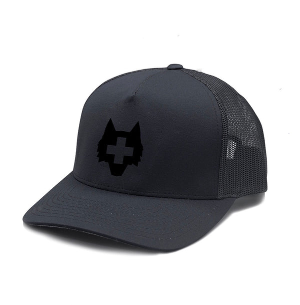 Morgan Hoffmann Foundation Wolf Trucker Hat
