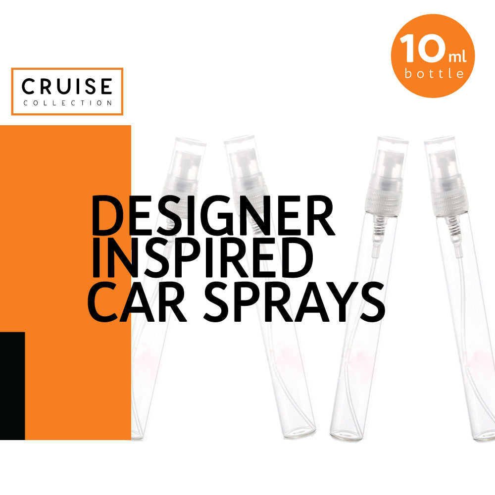 Luxury Car Air Fresheners - Cruise Collection