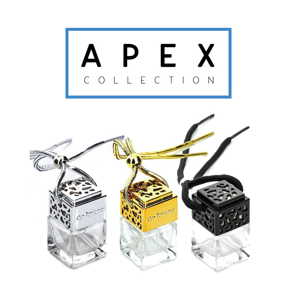 Luxury Car Air Fresheners - Apex Collection