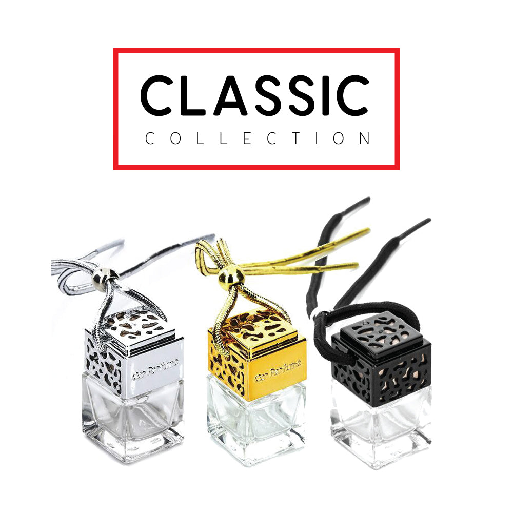 Luxury Car Air Fresheners - Classic Collection