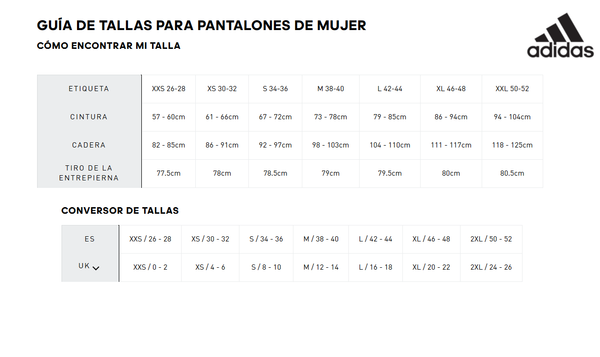 petróleo web flexible  buy > tabla de tallas adidas ropa, Up to 66% OFF