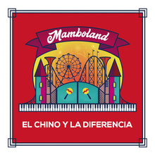 Load image into Gallery viewer, El Chino y La Diferencia - Mamboland (CD Audio)