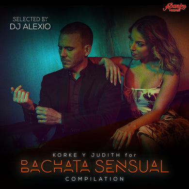 Compilation Bachata Sensual - Selected by Dj Alexio (CD Audio)