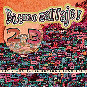 Compilation Ritmo Salvaje - Vol 2 & 3 (CD Audio)