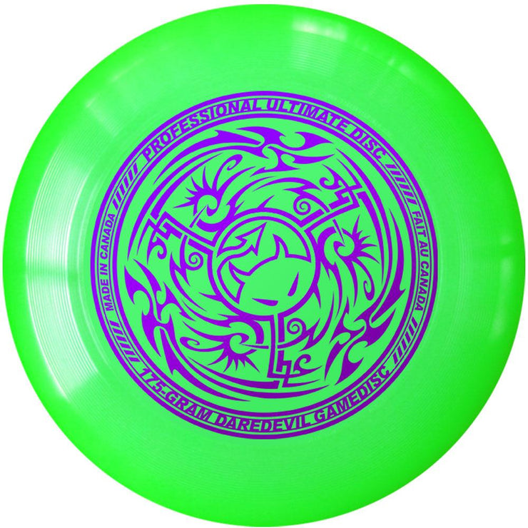 Daredevil Tribal Ultimate Disc ירוק ניאון