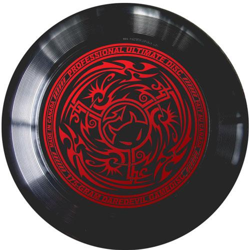 Daredevil Tribal Ultimate Disc שחור