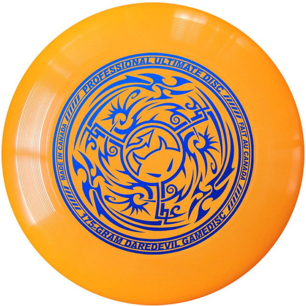 Daredevil Tribal Ultimate Disc כתום ניאון