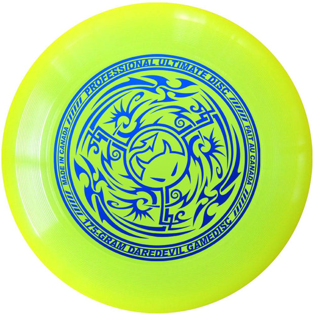 Daredevil Tribal Ultimate Disc צהוב ניאון