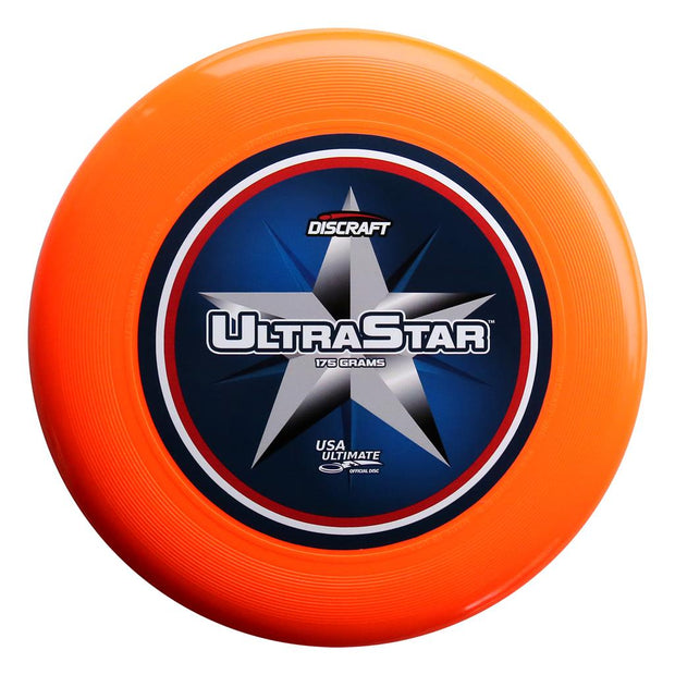Discraft UltraStar 175g center print
