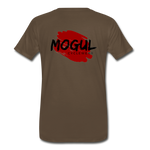 Men's Premium T-Shirt - noble brown