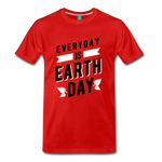 Earth Day 2019 - Premium Shirt - red