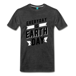 Earth Day 2019 - Premium Shirt - charcoal gray