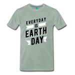 Earth Day 2019 - Premium Shirt - steel green