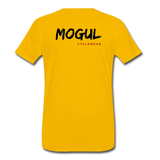 MTB - Mogul Shirt - sun yellow