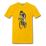 Men's Premium T-Shirt - sun yellow