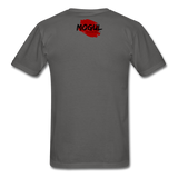 Men's T-Shirt Worn Look - charcoal