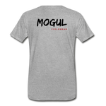 MTB - Mogul Shirt - heather gray