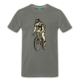 Men's Premium T-Shirt - asphalt