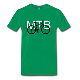 MTB - Mogul Shirt - kelly green