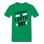 Earth Day 2019 - Premium Shirt - kelly green