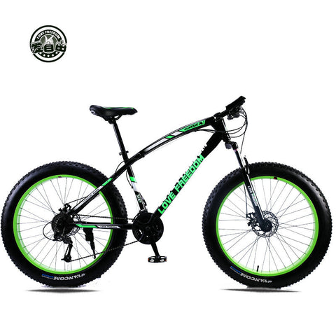 Love Freedom Mountain Bike 2019 Edition (Free Shipping)
