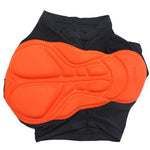 Sponge Padded Cycling Shorts