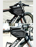 Waterproof Bike Bag Frame w/Touch Screen