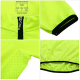 2019 Men's Short Sleeve Cycling Jersey Breathable Half Zipper MTB