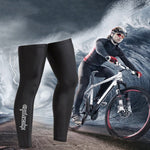 UV Breathable Windproof Cycling Leg Tights