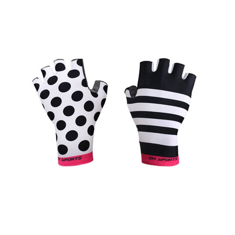 Anti Slip Gel Pad Bicycle Gloves Breathable Men Women MTB Bikes Gloves