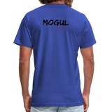 Cranky? Mogul Cyclewear - royal blue