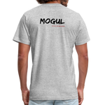 Cranky? Mogul Cyclewear - heather gray