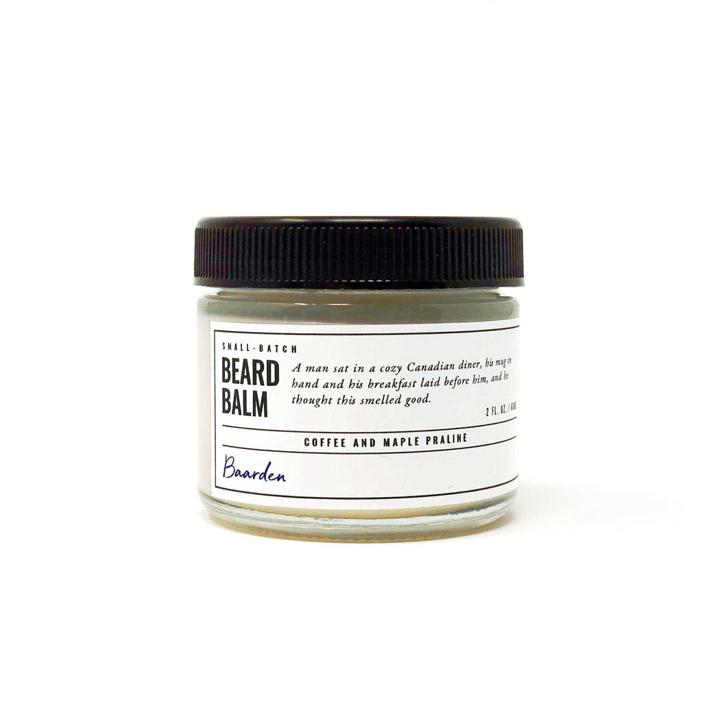 Beard Balm - Coffee and Maple Praline