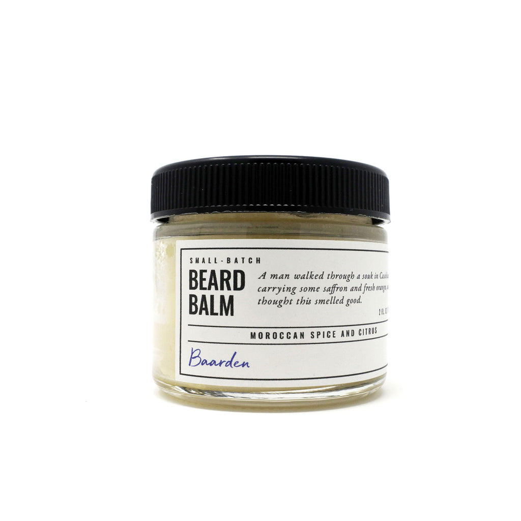 Beard Balm - Moroccan Spice and Citrus