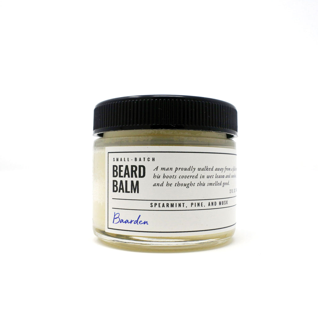 Beard Balm - Spearmint, Pine, and Musk