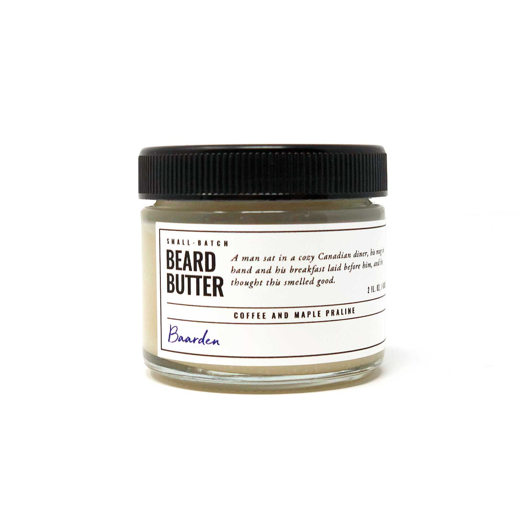 Beard Butter - Coffee and Maple Praline