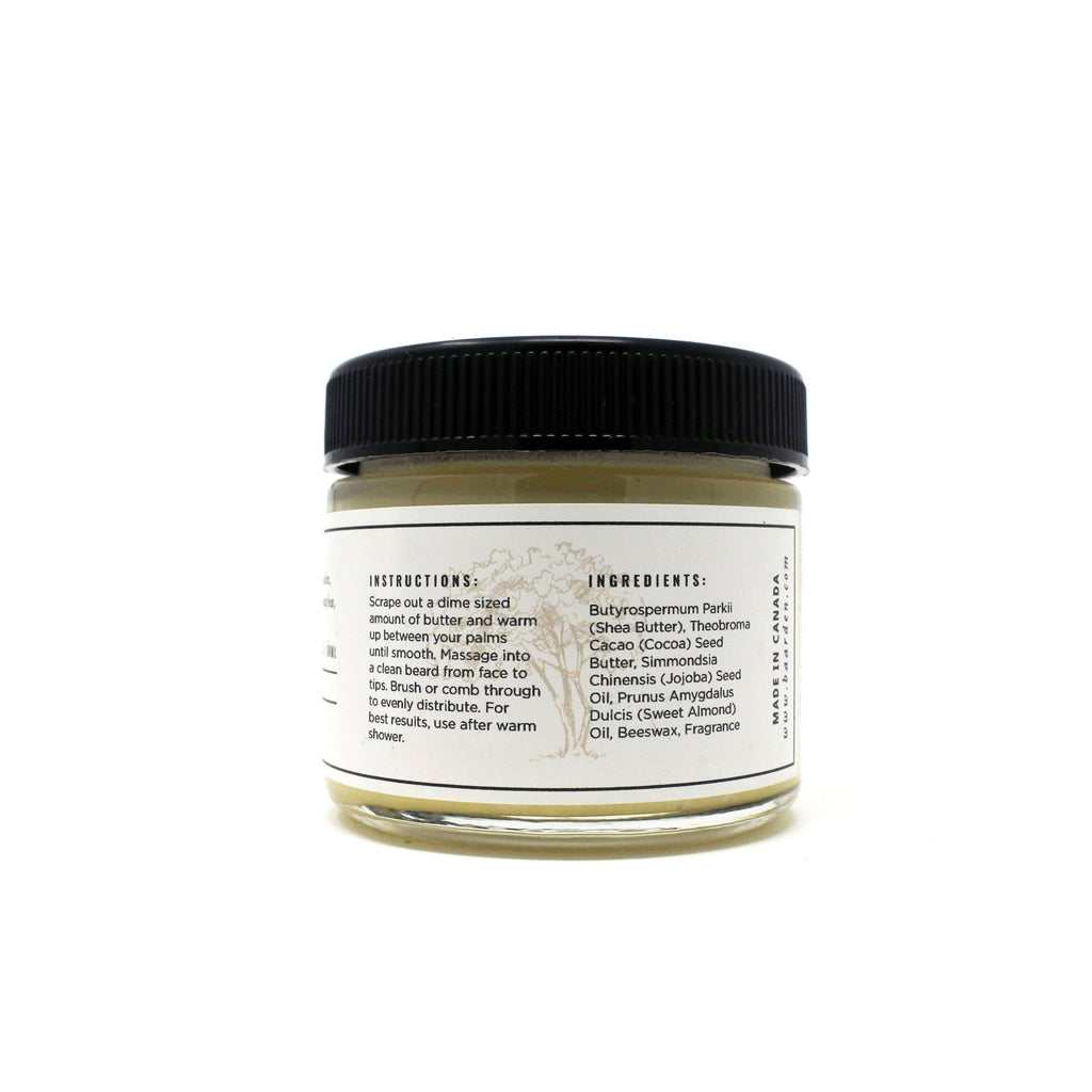 Beard Butter - Frankincense and Sandalwood