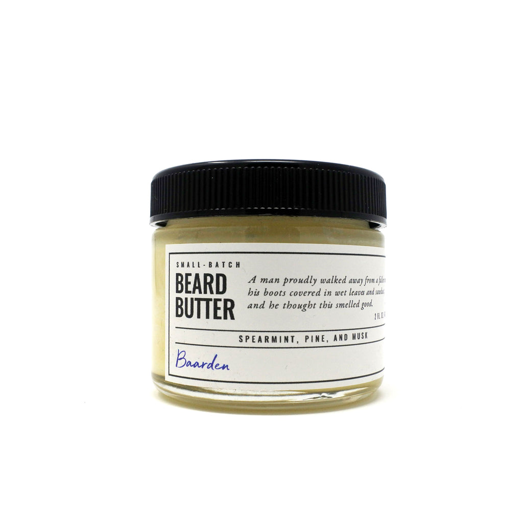 Beard Butter - Spearmint, Pine, and Musk