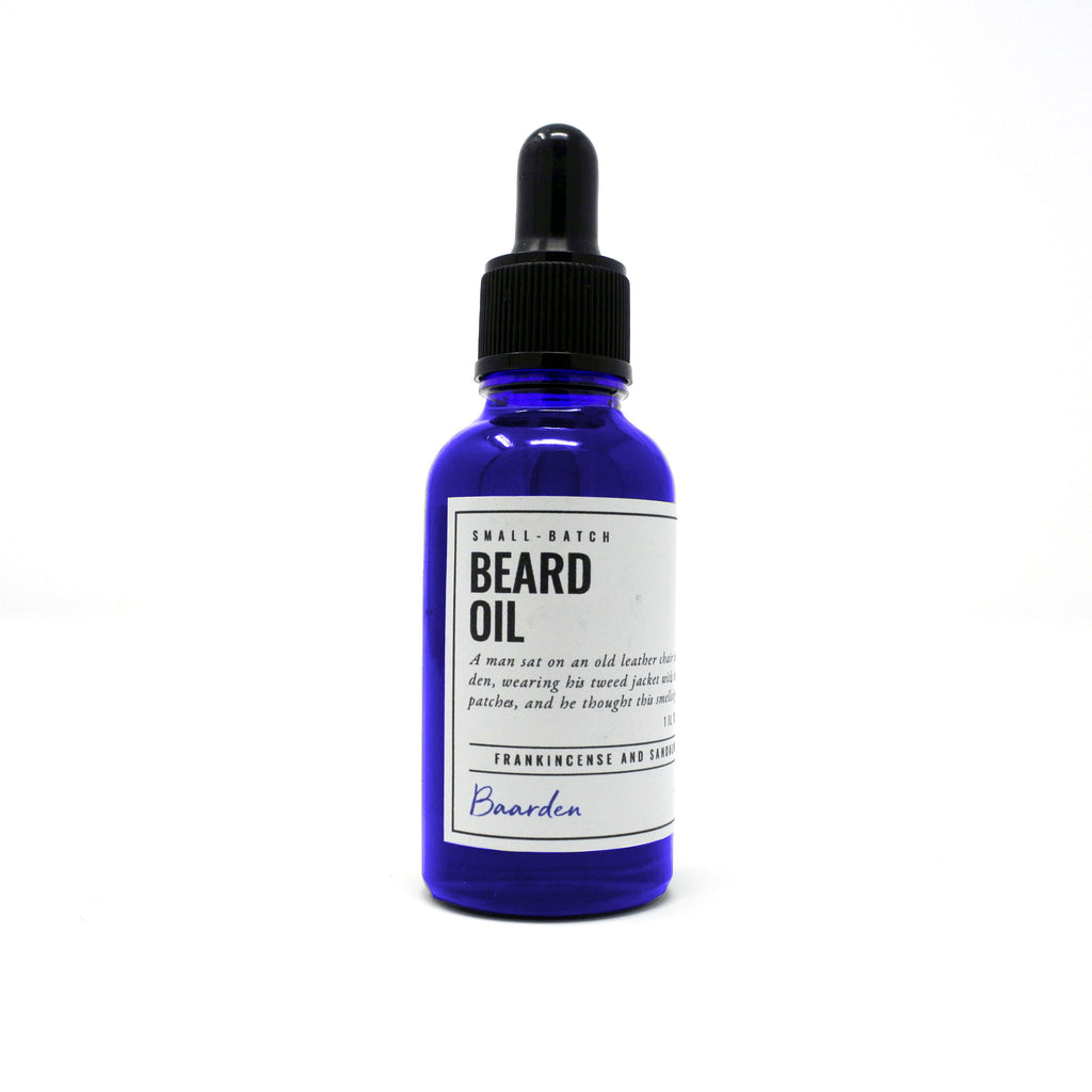 Beard Oil - Frankincense and Sandalwood