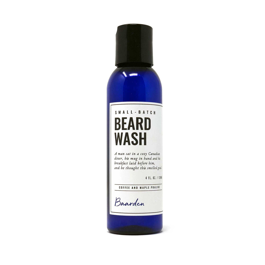 Beard Wash - Coffee and Maple Praline