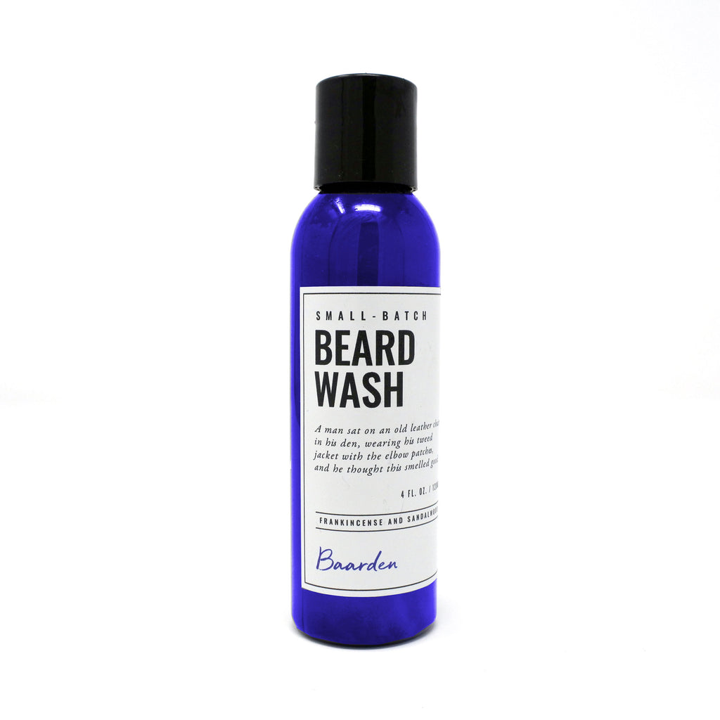 Beard Wash - Frankincense and Sandalwood