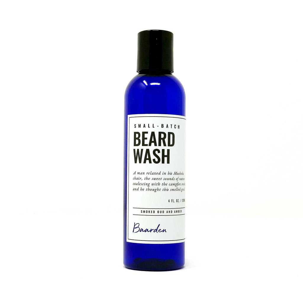 Beard Wash - Smoked Oud and Amber