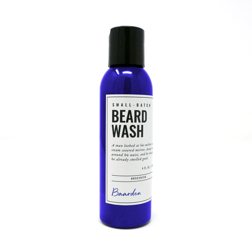 Beard Wash - Unscented