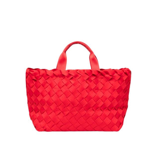 Tangier Medium Tote - Rouge