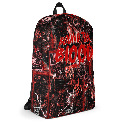 BOUND IN BLOOD Backpack