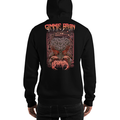 BRAIN - Hooded Sweatshirt
